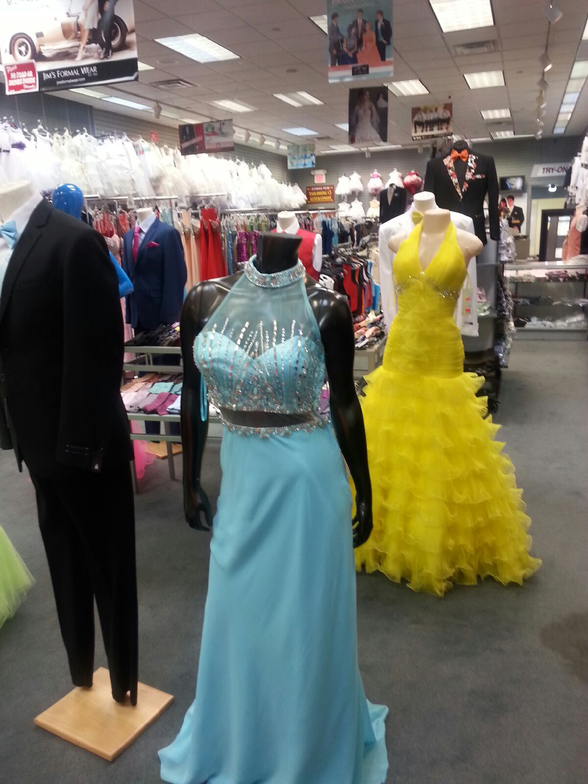 Girls Formal Wear
